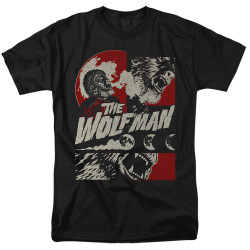 Image for The Wolfman T-Shirt - When the Wolfbane Blooms