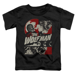 Image for The Wolfman When the Wolfbane Blooms Poster Toddler T-Shirt