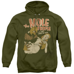 Image for The Mole People Hoodie - Evil Lurks