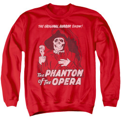 Image for Tha Phantom of the Opera Crewneck - The Original Horror Show