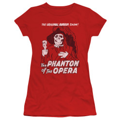 Image for Tha Phantom of the Opera Girls T-Shirt - The Original Horror Show