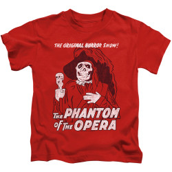 Image for Tha Phantom of the Opera The Original Horror Show Kid's T-Shirt