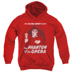 Image for Tha Phantom of the Opera Youth Hoodie - The Original Horror Show