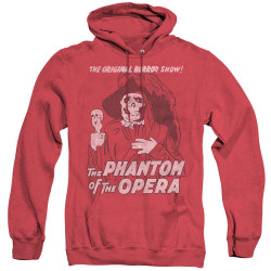 Image for Tha Phantom of the Opera Heather Hoodie - The Original Horror Show