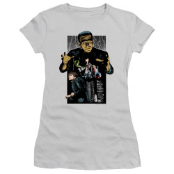 Image for Frankenstein Girls T-Shirt - Illustrated
