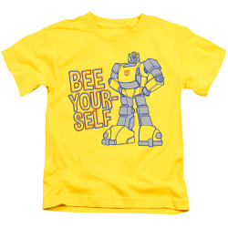 Image for Transformers Kids T-Shirt - Bee Yourself