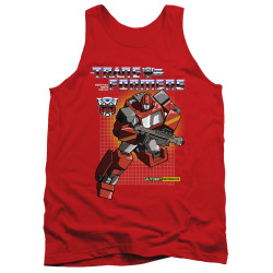 Image for Transformers Tank Top - Ironhide