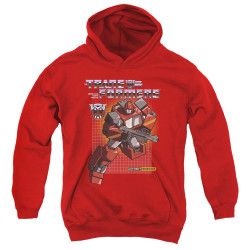 Image for Transformers Youth Hoodie - Ironhide