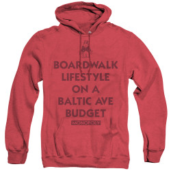 Image for Monopoly Heather Hoodie - Lifestyle versus Budget