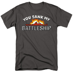 Image for Battleship T-Shirt - Sunk