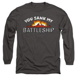 Image for Battleship Long Sleeve T-Shirt - Sunk