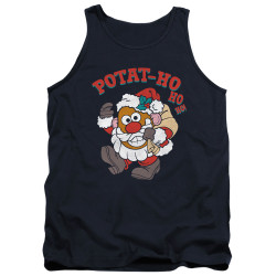 Image for Mr. Potato Head Tank Top - Ho Ho Ho