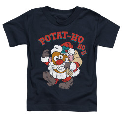 Image for Mr. Potato Head Toddler T-Shirt - Ho Ho Ho