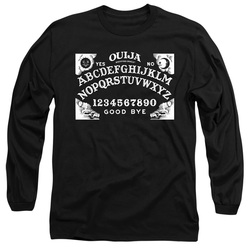 Image for Ouija Long Sleeve T-Shirt - Board on Black