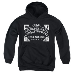 Image for Ouija Youth Hoodie - Board on Black