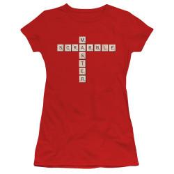 Image for Scrabble Girls T-Shirt - Scrabble Master