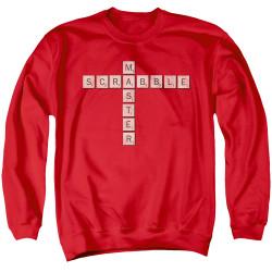 Image for Scrabble Crewneck - Scrabble Master