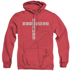 Image for Scrabble Heather Hoodie - Scrabble Master