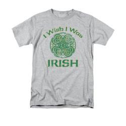 Image for Saint Patricks Day T-Shirt - Irish Wish