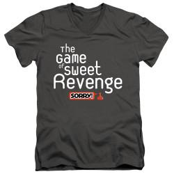 Image for Sorry T-Shirt - V Neck - Sweet Revenge