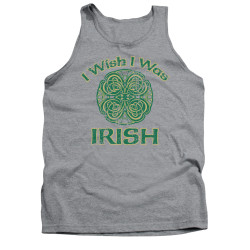 Image for Saint Patricks Day Tank Top - Irish Wish