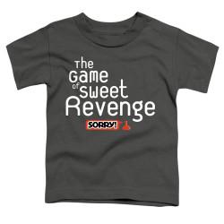 Image for Sorry Toddler T-Shirt - Sweet Revenge