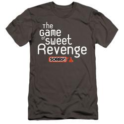 Image for Sorry Premium Canvas Premium Shirt - Sweet Revenge