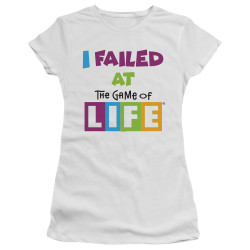 Image for The Game of Life Girls T-Shirt - The Game