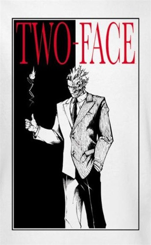 Image for Two Face T-Shirt