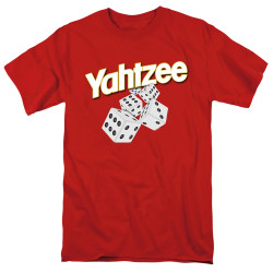 Image for Yahtzee T-Shirt - Tumbling Dice