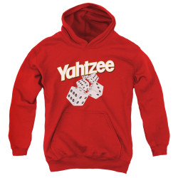 Image for Yahtzee Youth Hoodie - Tumbling Dice