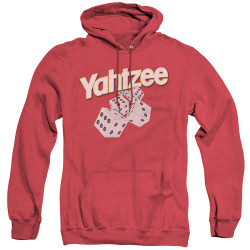 Image for Yahtzee Heather Hoodie - Tumbling Dice