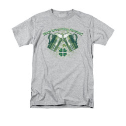 Image for Saint Patricks Day T-Shirt - Green Beer