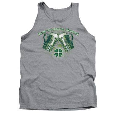 Image for Saint Patricks Day Tank Top - Green Beer