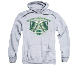 Image for Saint Patricks Day Hoodie - Green Beer