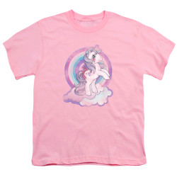 Image for My Little Pony Youth T-Shirt - Retro Classic My Little Pony