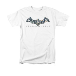 Image for Batman Arkham Knight T-Shirt - Descending Logo