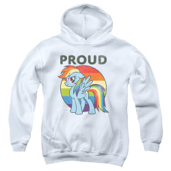 Image for My Little Pony Youth Hoodie - Proud