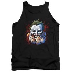 Image for Batman Tank Top - Joker Doll Heads