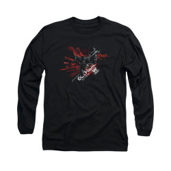 Image for Batman Arkham Knight Long Sleeve T-Shirt - Tech