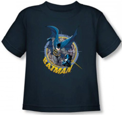Image for Batman In The Crosshairs Toddler T-Shirt