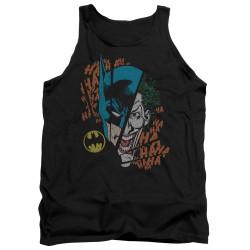 Image for Batman Tank Top - Joker Broken Visage