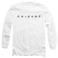 Image for Friends Long Sleeve Shirt - Logo
