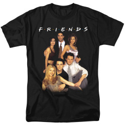 Image for Friends T-Shirt - Stand Together