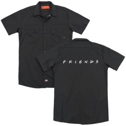 Image for Friends Dickies Work Shirt - Show Logo