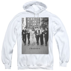 Image for Friends Hoodie - Walk the Streets