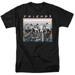 Image for Friends T-Shirt - Lunch Break