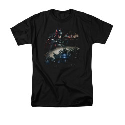 Image for Batman Arkham Knight T-Shirt - Knight Rider