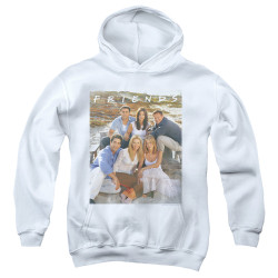 Image for Friends Youth Hoodie - Life's a Beach