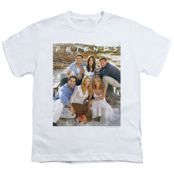Image for Friends Youth T-Shirt - Life's a Beach